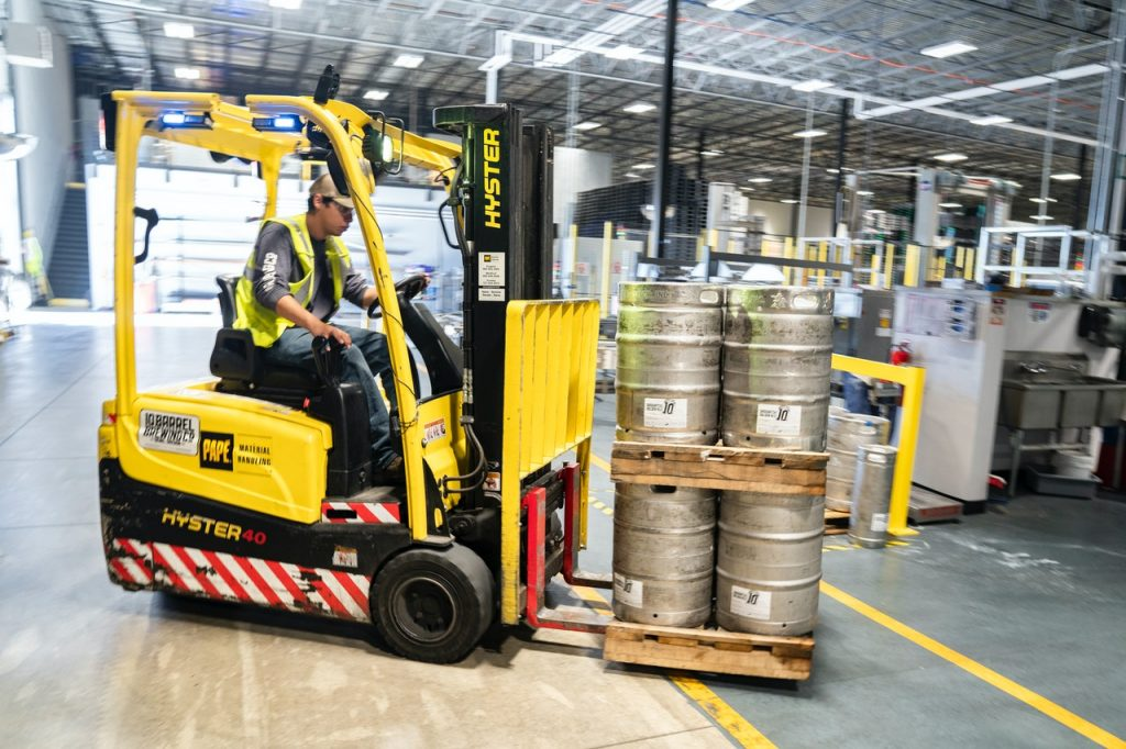 forklift sales and hire